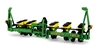 John Deere 1700 Six-Row Planter, ERTL Item Number ERTL15825