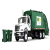 Waste Management Freightliner M-2 Rear Load Refuse Truck (1:34), First Gear Item Number FRG10-3287T