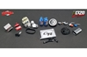 1320 Drag Kings Accessory Pack (1:18) by GMP