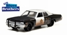 Jake and Elwoods Bluesmobile - 1974 Dodge Monaco - Blues Brothers 1980 (1:64), Greenlight Diecast Item Number GLC44710-C