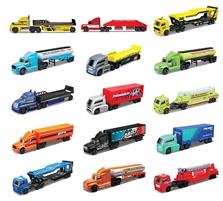 Fresh Metal Highway Haulers 24-Piece (1:87)