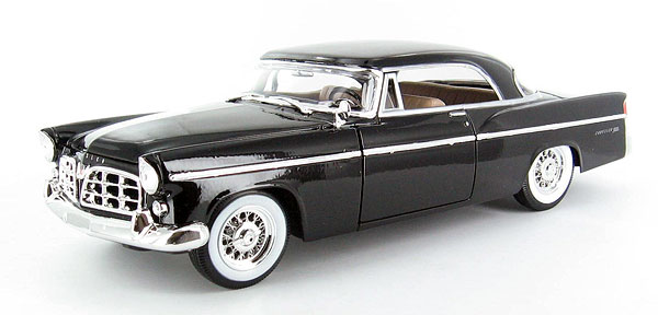 1956 Chrysler 300B (1:18), Maisto Diecast Cars Item Number 31897B