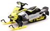 Ski-Doo MXZ X-RS Snowmobile Made of diecast metal (1:20)