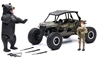 Wild Life Polaris RZR XP4 1000 Bear Hunting (1:18)