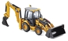 Caterpillar 432E SS Backhoe Loader (1:50), Norscot Diecast Construction Equipment Item Number CAT55149
