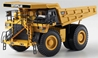 Cat 785 Mining Truck (1:50), Norscot Diecast Construction Equipment Item Number CAT55216
