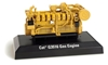 Caterpillar G3516 Natural Gas Engine (1:25), Norscot Diecast Construction Equipment Item Number CAT55238