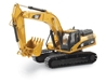 Cat 336d L Hydraulic Excavator (1:50), Norscot Diecast Construction Equipment Item Number CAT55241