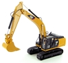 Caterpillar 336E H Hybrid Hydraulic Excavator (1:50), Diecast Masters Diecast Construction Equipment Item Number CAT55279