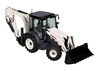 Terex TLB890 Backhoe Loader (1:50)