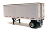 27 Single-Axle Trailer no converter dolly  1:87 by Promotex Item Number: PRX005273