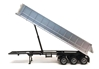 3-Axle Dump Trailer 1:87 by Promotex Item Number: PRX005340