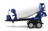 2-Axle Cement Mixer Trailer (1:87), Promotex, Item Number PRX005492