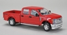 2017 Ford F-350 Pickup Truck in Bright Red 1:64 by SPEC-CAST Item Number: 52601