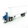 Mack Pinnacle Day Cab in Blue with Dry Van 1:64 Scale, Tonkin Item Number TNK12-0035-03DV