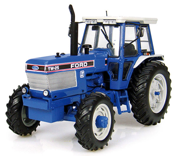 Ford TW-25 4x4 Force II Tractor - 1986 Model (1:6)