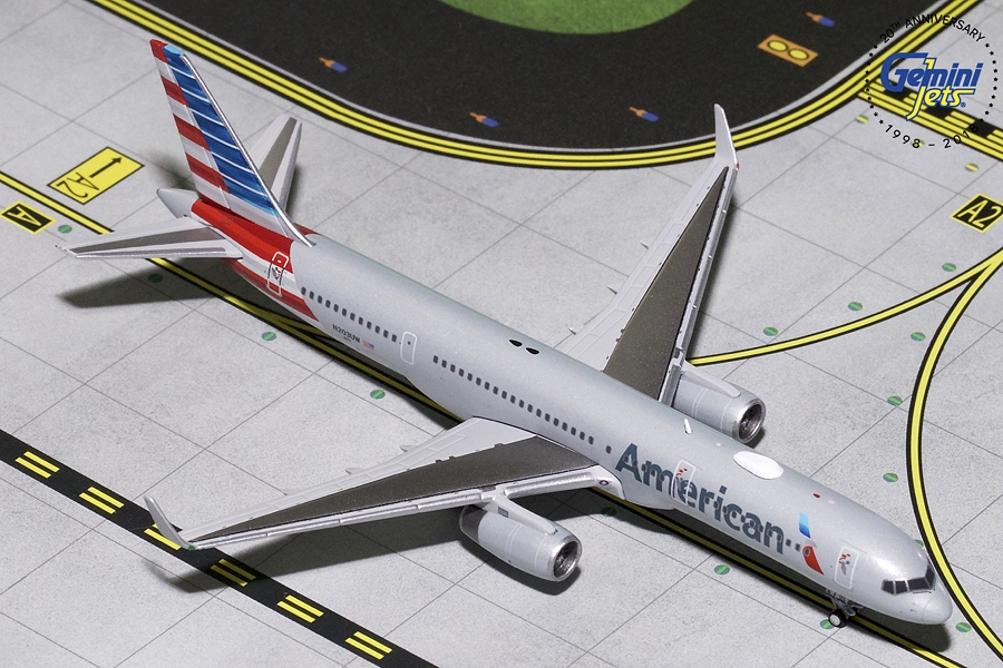 American B757-200 Winglets N203UW (1:400) - Preorder item, order now for future delivery