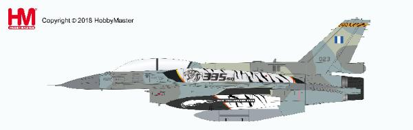 "F-16D Fighting Falcon 335 Squadron, Hellenic Air Force ""2018 NATO Tiger Meet"", 14th May, 2018 (1:72) - Preorder item, order now for future delivery"