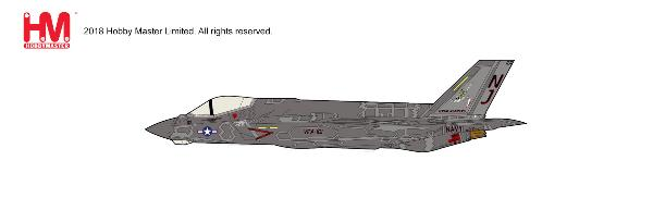 "F-35C Lightning II 101, VFA-101 ""Grim Reapers"", CAG Bird, 2013 (1:72) - Preorder item, order now for future delivery"