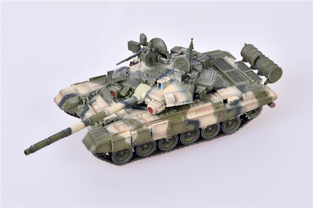 T-90A Main Battle Tank 19th Motorized Rifle Brigade, North Caucasus Military District, Russian Army, 2010s (1:72), ModelCollect Item Number AS72052