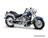 1998 FLSTF Fat Boy, Harley-Davidson Motorcycles Series 26 (1:18), Maisto Item Number MST31360/26E