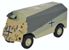 "AEC ""Dorchester"" Armoured Command Vehicle, ""Max,"" Field Marshal Erwin Rommel, Deutsche Afrika Korps, 1941 (1:76 OO Scale) by Oxford Diecast Military Vehicles"