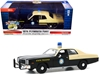 "1978 Plymouth Fury ""Florida Highway Patrol"" Black and Yellow ""Hot Pursuit"" 1/24"