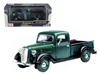 1937 Ford Pickup Truck Green (1:24), Motormax Item Number MMX73233GRN