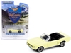 "1967 Ford Mustang Convertible Aspen Gold ""High Country Special"" ""Hobby Exclusive"" 1/64"