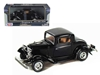 1932 Ford Coupe Black (1:24), Motormax Item Number MMX73251BK