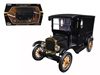 1925 Ford Model T Paddy Wagon Black (1:24), Motormax Item Number MMX79316