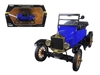 1925 Ford Model T Runabout Blue (1:24), Motormax Item Number MMX79327BL