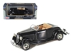 1934 Ford Coupe Convertible Black (1:24), Motormax Item Number MMX73218BK