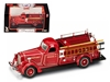 American LaFrance B-550RC Fire Engine Freeport (1939, 1:43, Red) 43007, Yatming Item Number 43007R