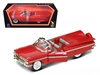 Chevy Impala Convertible (1959, 1/18 scale diecast model car, Red) 92118, Yatming Item Number 92118R