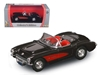 Chevrolet Corvette Convertible (1957, 1:43, Black) 94209, Yatming Road Signature Item Number 94209BK
