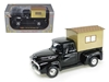 1956 Ford F-100 Pickup Truck Black with Camper (1:32), Signature Models Item Number 32395BK