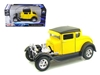 1929 Ford Model A Yellow (1:24), Maisto Item Number MST31201Y
