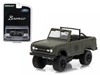 "1977 Ford Bronco Military Tribute ""Sarge 77"" Hobby Exclusive 1/64 Diecast Model Car by Greenlight"