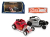 First Cut Topo Fuel Altered Hobby Only Exclusive 2 Cars Set (1:64)
