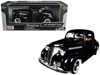 1939 Chevrolet Coupe Black 1/24