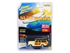 "1941 Chevrolet Special Deluxe Woody Cameo Cream Limited Edition to 2400pc Worldwide ""Surf Rods"" 1/64 Diecast Model Car by Johnny Lightning, Johnny Lightning Item Number JLCP7021"