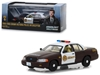 "2005 Ford Crown Victoria Police Interceptor ""Storybrooke"" (Sheriff Graham's) from ""Once Upon a Time"" (2011) TV Series 1:43"