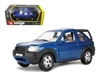 Land Rover Freelander Blue (1:24), BBurago Item Number BBR22012BL