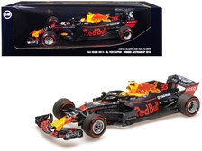 "TAG Heuer RB14 #33 Max Verstappen Winner Formula One F1 Austrian GP (2018) ""Aston Martin Red Bull Racing"" 1/18 by Minichamps Item Number: 110180933"