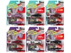 "Collectors Tin 2019 Release 2, Set of 6 Cars "" 50th Anniversary"" Limited Edition to 2,168 pieces Worldwide 1/64"