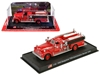 "1952 Seagrave Fire Engine ""70th Anniversary Series"" (Vandergrift, Pennsylvania) 1/64 by Amercom <p> Item Number: ACSF19"
