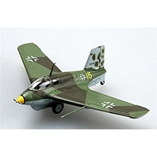 "ME 163B-1A W NR 19659 ""Yellow 15"" (1:72) by EasyModel Aircraft Models"