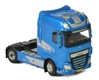 DAF XF Super Space Cab MY2017 in Blue - Cab Only (1:50) by WSI item number: WSI04-2062