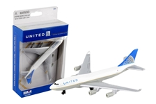 "United 747 (5""), Realtoy Diecast Toys Item Number RT6264"